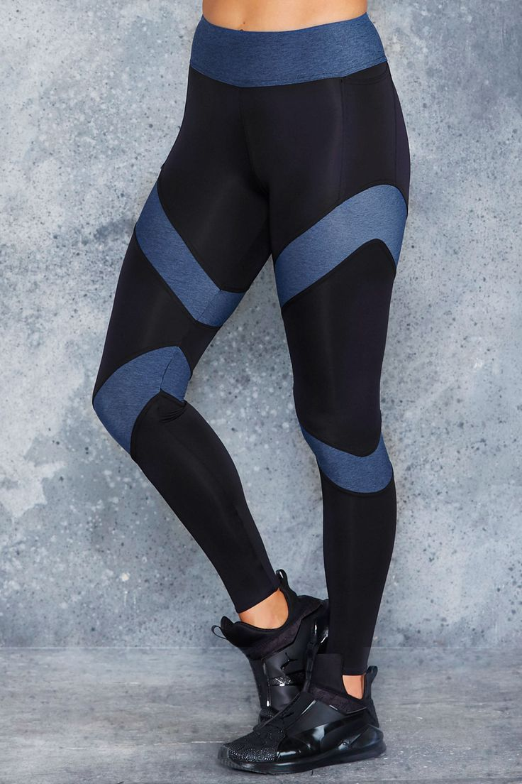 Hurricane Spliced Blue Ninja Pants - LIMITED ($105AUD) by BlackMilk Clothing