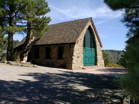 Foss Park Chapel - Indian Hills CO
