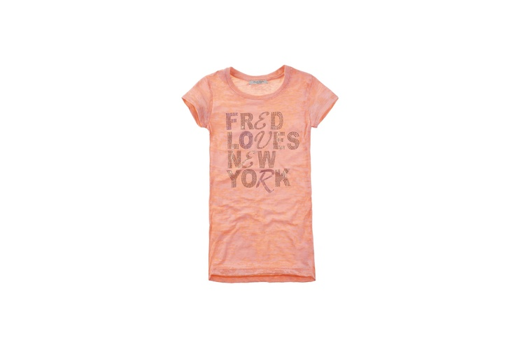Fred Mello woman t-shirt #fredmello  #fredmello1982 #newyork #springsummer2013 #accessible luxury #cool #usa #