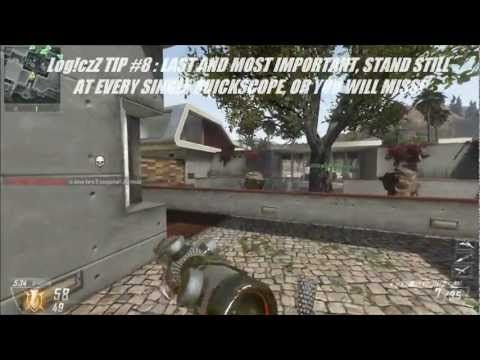 http://callofdutyforever.com/call-of-duty-tutorials/black-ops-2-sniping-tips-tricks-pc-fear-logczz/ - Black Ops 2 Sniping Tips & Tricks (PC) - FeaR Log!czZ  Hi people, recieved a lot of requests for a video about Sniping Tips on PC. Seems like there is not a lot out there. However, there is not much difference between sniping tips on a console or on PC. Only that PC is much harder to play! Hope I helped anyone with my sniping tips! Enjoy! If you...