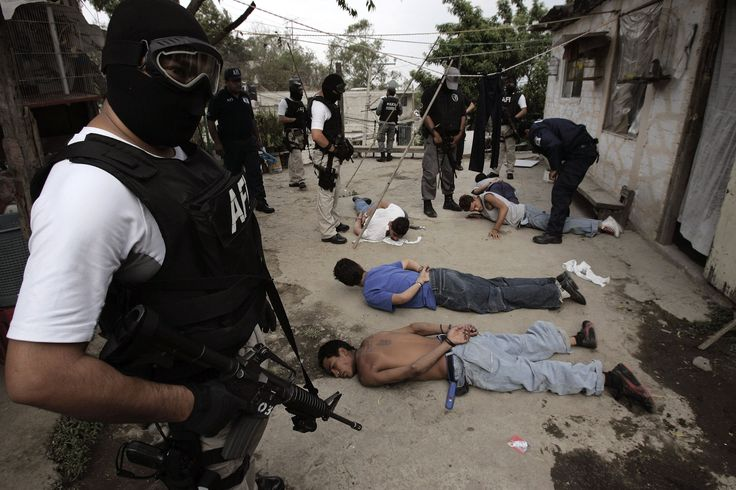 the issue of mexican drug trafficking in the us Officials worry that the united states  drug smuggling is a continuing issue because the lack of  as donald trump calls for wall on mexican.