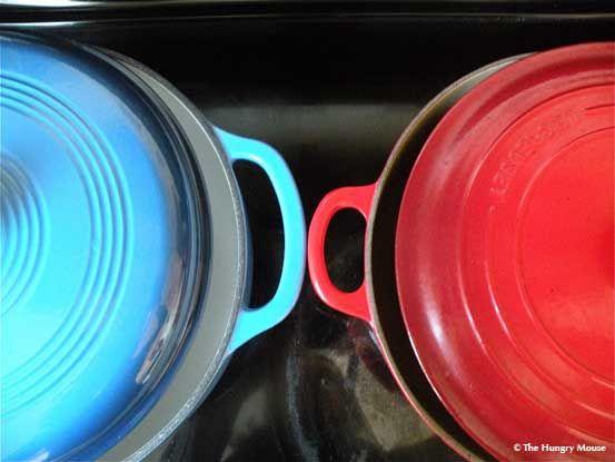Dutch Oven Battle: Lodge vs. Le Creuset   The Hungry Mouse