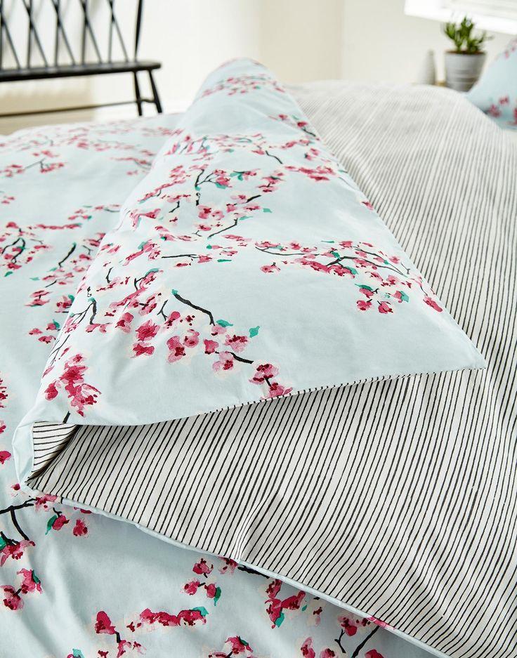 Blossom print Blossom Duvet Cover | Joules UK