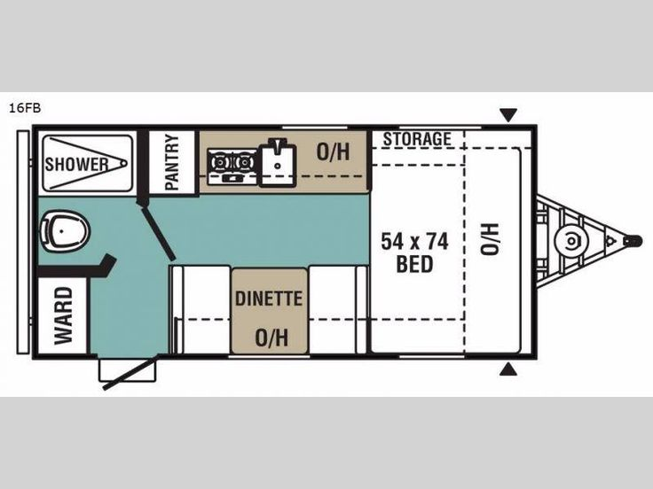 Lovely 14 Foot Travel Trailer Floor Plans - ultra-lite travel trailer | rv sales | 11 floorplans - Broxtern Wallpaper and Pictures Collectio...