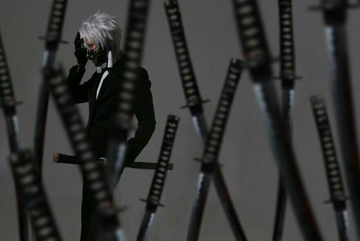 #刀剣乱舞 #Cos #Nakigitsune