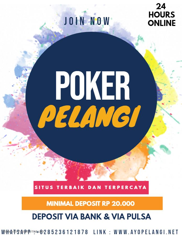 Ayopelangi Net Pelangi Poker