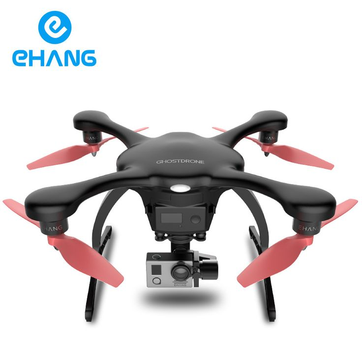 Free shipping!Ehang GHOSTDRONE 2.0 Aerial,GPS RC Drone Helicopter Quadcopter with 4K Sports camera,100% Original
