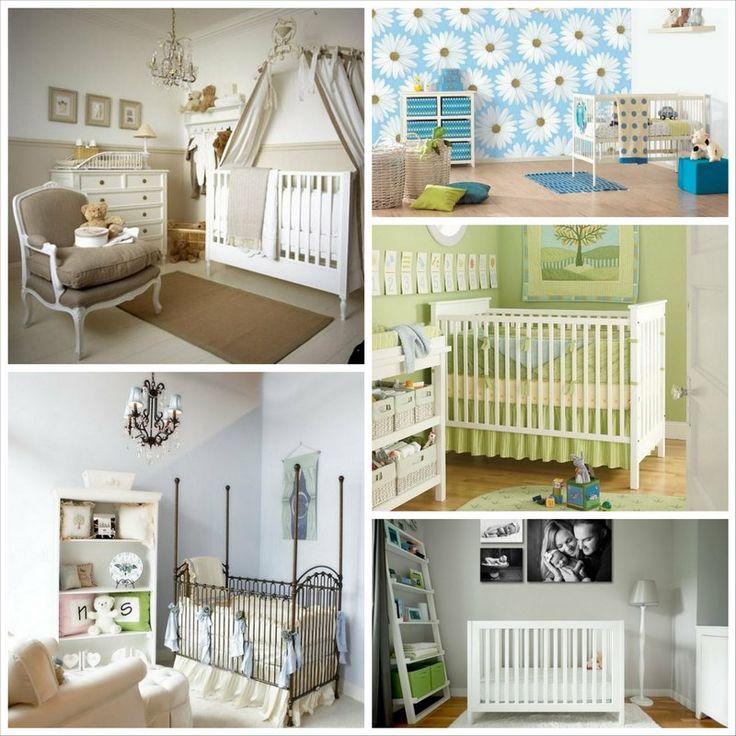 Комната для новорожденного - нюансы при оформлении - Дизайн квартир и красивые фото