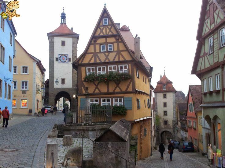Deambulando con Artabria: Selva Negra y Baviera en 1 semana: Itinerario y presupuesto