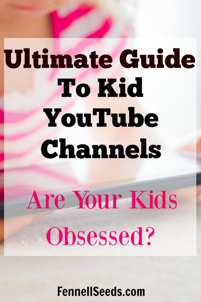 Ultimate Guide to Kid YouTube Channels. Are your kids obsessed with Youtube. Finally, a guide for parents for youtube channels for kids. Which…