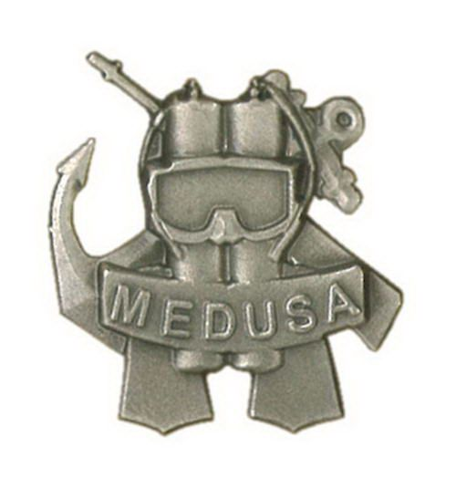 Commando group 'MEDUSA' NCO
