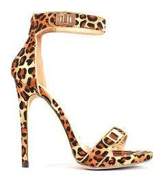 Musthave luipaard hoge hakken, stijlvol en sexy een onmisbaar item voor je schoenenkast, met 24 uurs levering zo bij jouw in huis