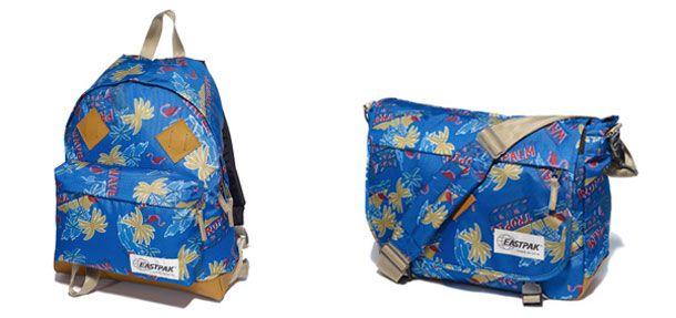 Zaini Eastpack, collezione Returnity Made in USA