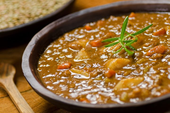 Hearty Lentil and Veggie Soup  : Changing your diet can be a surprisingly effective way to help prevent or reduce your risk for breast cancer. According to the...