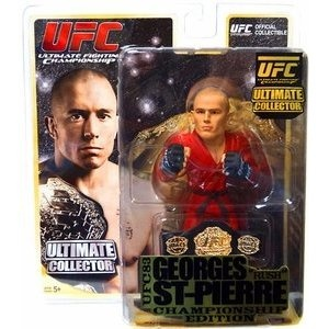 This would be ideal for a UFC collector,George St Pierre UFC ultimate Fighter Champion CDN$ 35.66 8531 Santa Monica Blvd West Hollywood, CA 90069 - Call or stop by anytime. UPDATE: Now ANYONE can call our Drug and Drama Helpline Free at 310-855-9168.