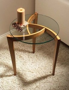 Three-legged Occasional Table