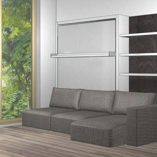 Our Quick Ship Program is a collection of popular, brand new Clei wall bed/murphy bed systems, featuring our most popular fabrics and finishes.