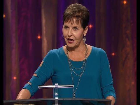 Pastor Joyce Meyer Pride and Humility Sermon 2017 - YouTube