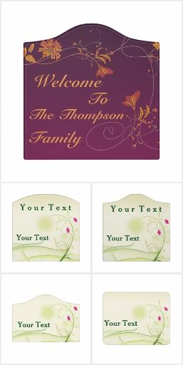 Design your own classic sign. Should you need help with the design, please do not hesitate to get in touch. >rm.buisness@gmail.com<  http://www.zazzle.com/collections/classic_signs-119681167750408302
