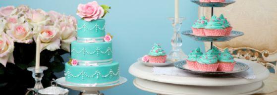 Blue And Pink Wedding Ideas: Best 25+ Tiffany Blue Cakes Ideas On Pinterest