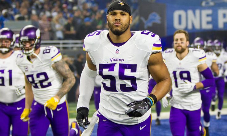 Vikings pick up fifth-year option on Anthony Barr = The Minnesota Vikings will look to retain the services of linebacker Anthony Barr for as long as his current contract will allow. The team picked up the fifth-year option on the 25-year-old linebacker, the Vikings announced Monday. The Vikings also announced they…..