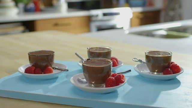 Mousse au chocolat | Cuisine futée, parents pressés