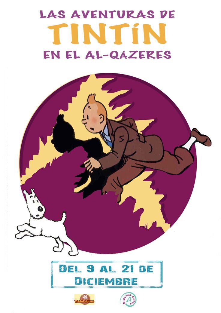 Exposición de Tintin