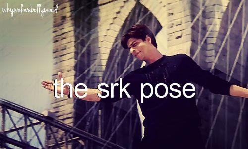 Priceless. Iconic. SRK.