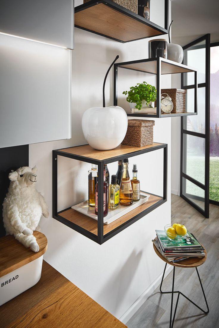 Kuche Wohnzimmer Kitchen Trends Interior Kuchentrends Diy Livingroom Regal Schrank Cupboard Du Furnishings Kitchen Trends Kitchen Linens