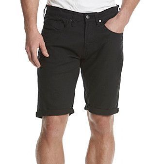 Buffalo by David Bitton Men's Cuffed Shorts