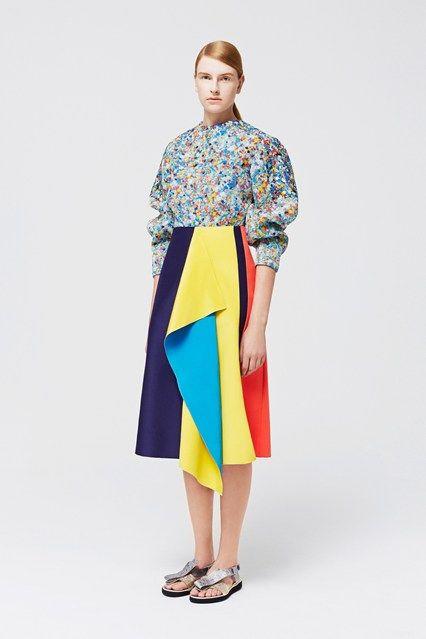 ROKSANDA #fashion #brand #collection #color #original #style