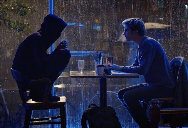 New Death Note Movie Clip: L Confronts Light