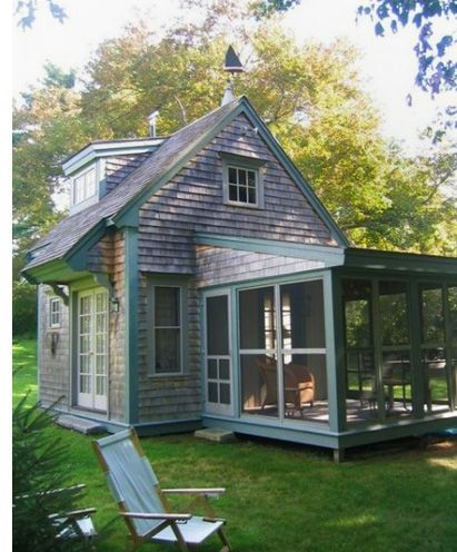 10 teeny tiny houses with big style - Little Houses