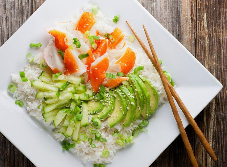 22 best Surimi Sensations images on Pinterest | Salads, Trident and ...