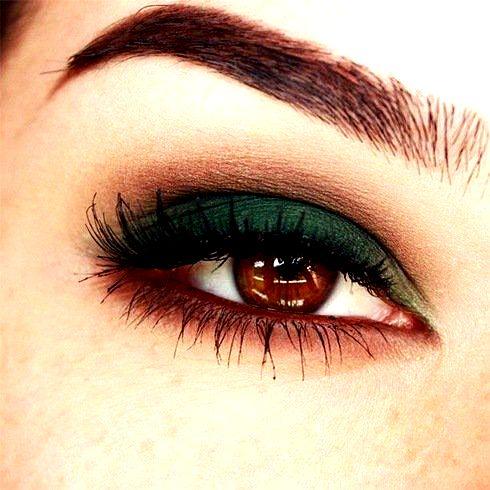 22 augen makeup ideen für braune augen augenmakeup