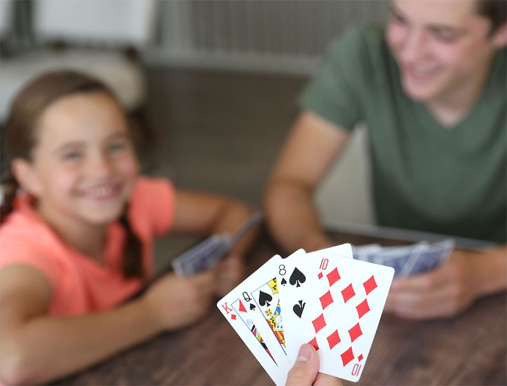 11 fun  easy cards games for kids and adults  it's