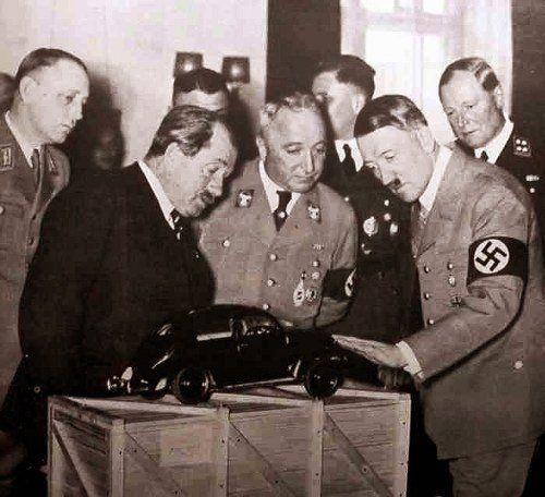 inventos nazis que usamos actualmente