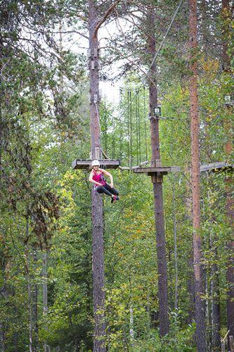 Adventure Park - track 5 #Levi #Lapland #Finland