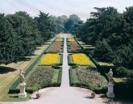 Arese Borromeo Palace's wonderful garden!