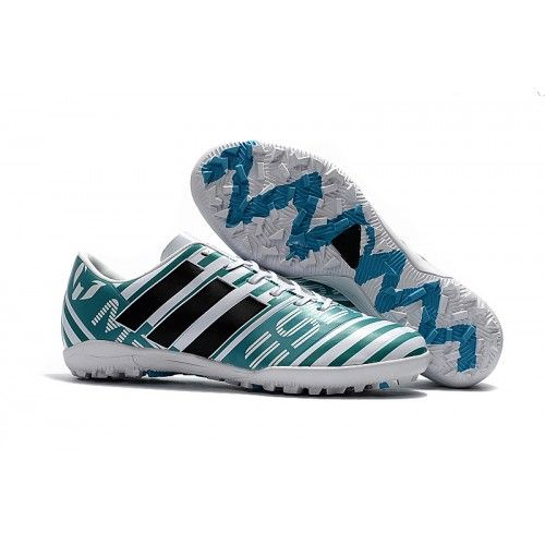sneakers Sport Turnschuhe Adidas Tubular style Nemeziz TANGO 17 1 schwarz Blau