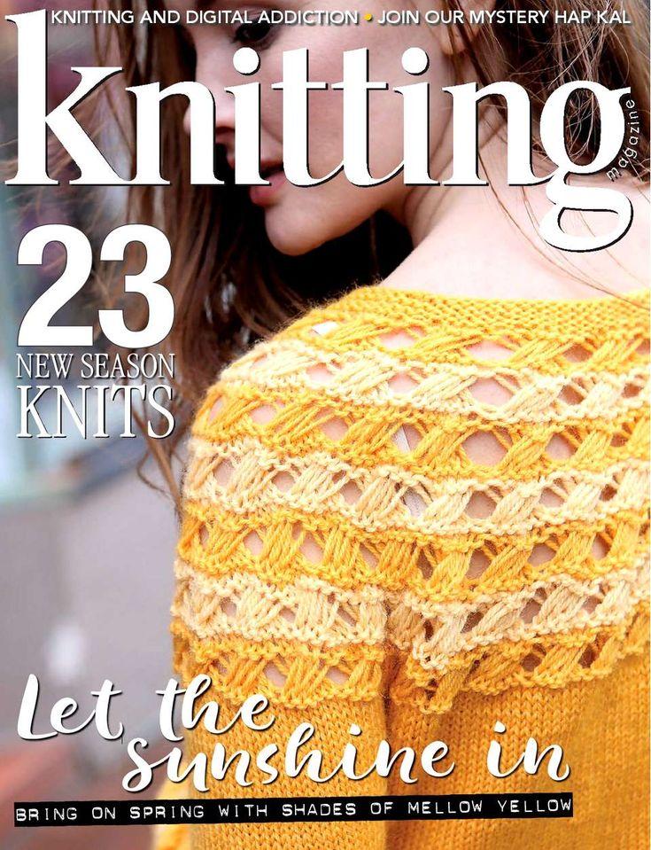 Knitting — May 2018. — HandMade