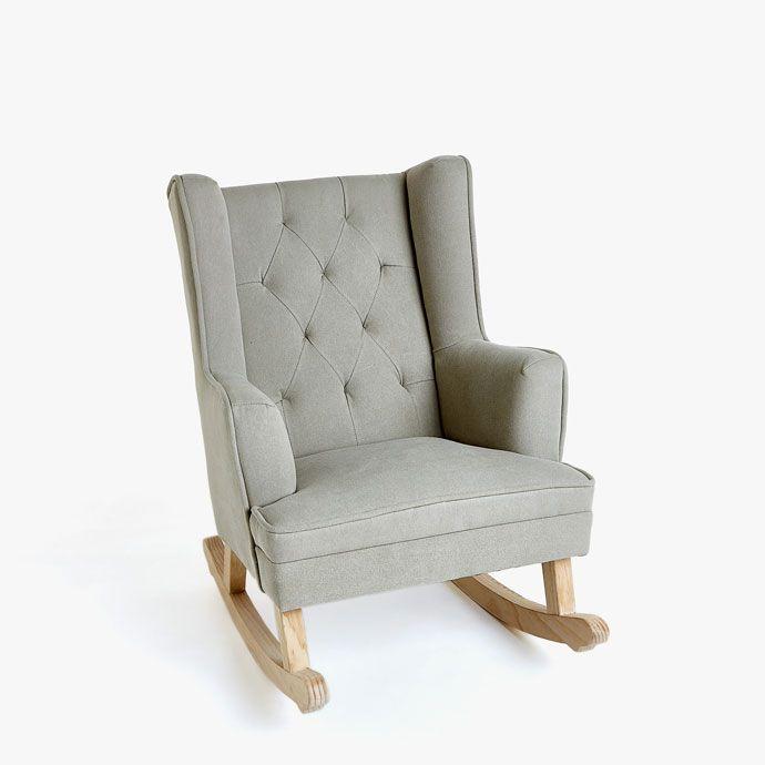 kids high back rocking chair shop online various zara home united kingdom