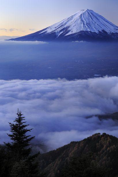 Mt. Fuji, Japan 富士山