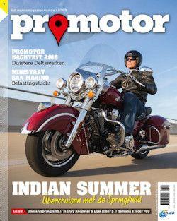 Proefabonnement: 3x Promotor € 10,-: Het tijdschrift ProMotor laat je…