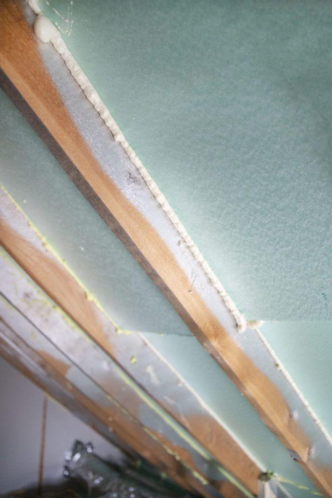 Insulating The Room Over The Garage In 2020 Garage Attic Garage Insulation Garage