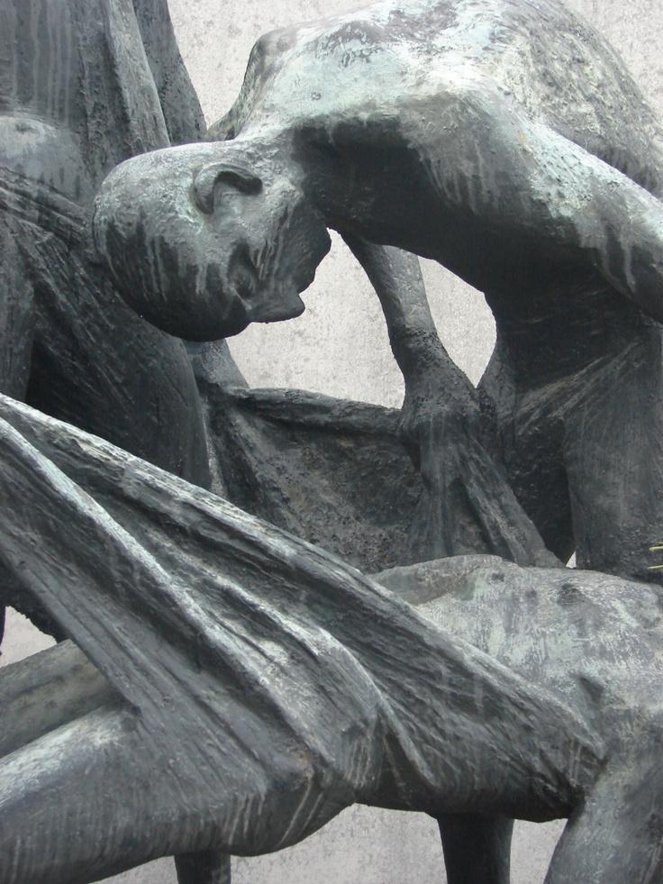 Monument al camp de concentració de Sachsenhausen (Berlin, 2009)
