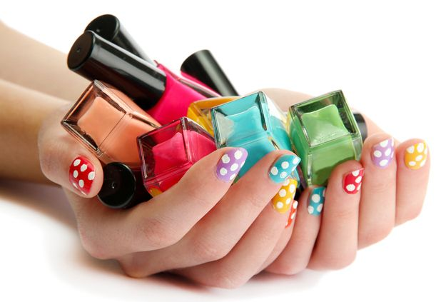 Nail Polish | 10 Common Beauty Products You Shouldn't Be Putting On Your Skin