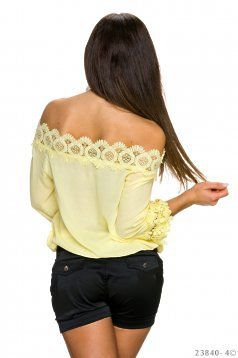 Bluza Tender Day Yellow