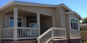 Mobile Home Exterior Ideas