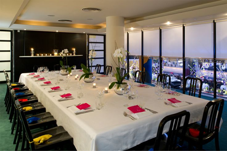 Private dining rooms at Quaglino's London